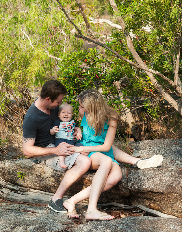 Cairns Family Portrait Photographer