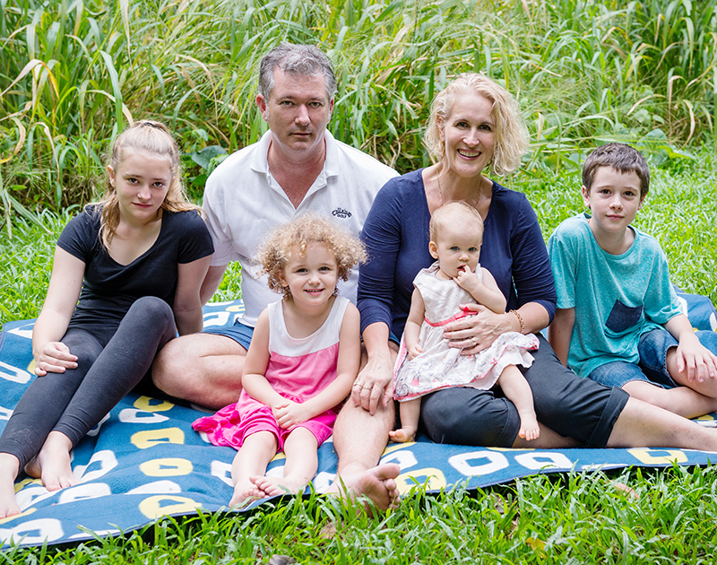 family portraits photographer cairns