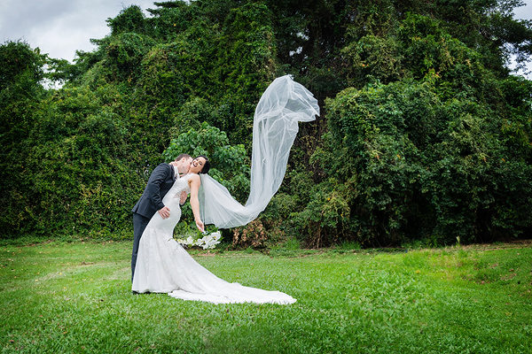 Cairns Wedding Photographer at Palm Cove
