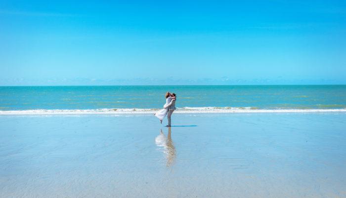 Cairns Beach Wedding Photographer
