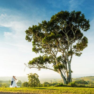 Lake Barrine Wedding Photography