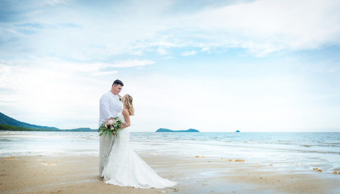 Cairns Wedding Photographer at Kewarra Beach Resort