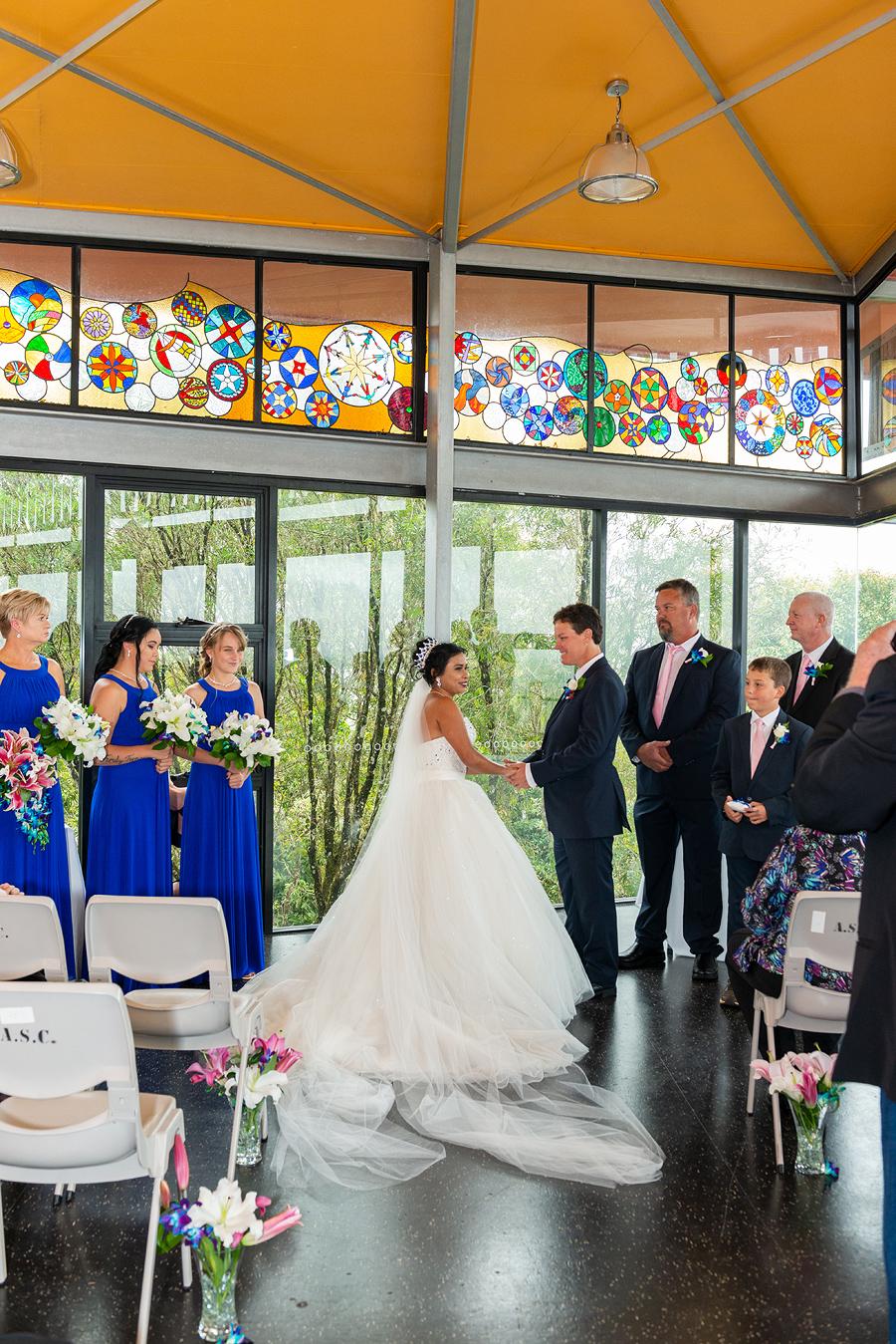 atherton Tablelands wedding photography