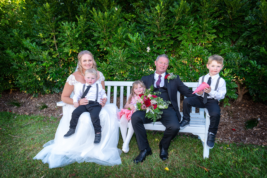 Palm Cove wedding