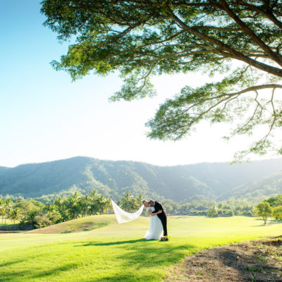 Palm Cove Wedding at Paradise Palms