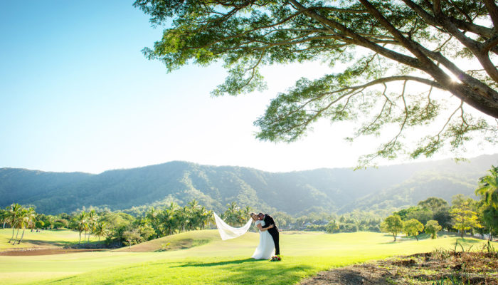 Palm Cove Wedding at Paradise Palms