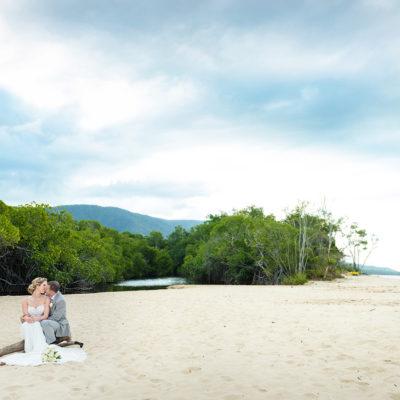 Kewarra Beach Resort Wedding