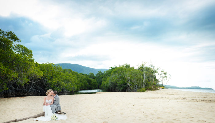 Kewarra Beach Resort Wedding