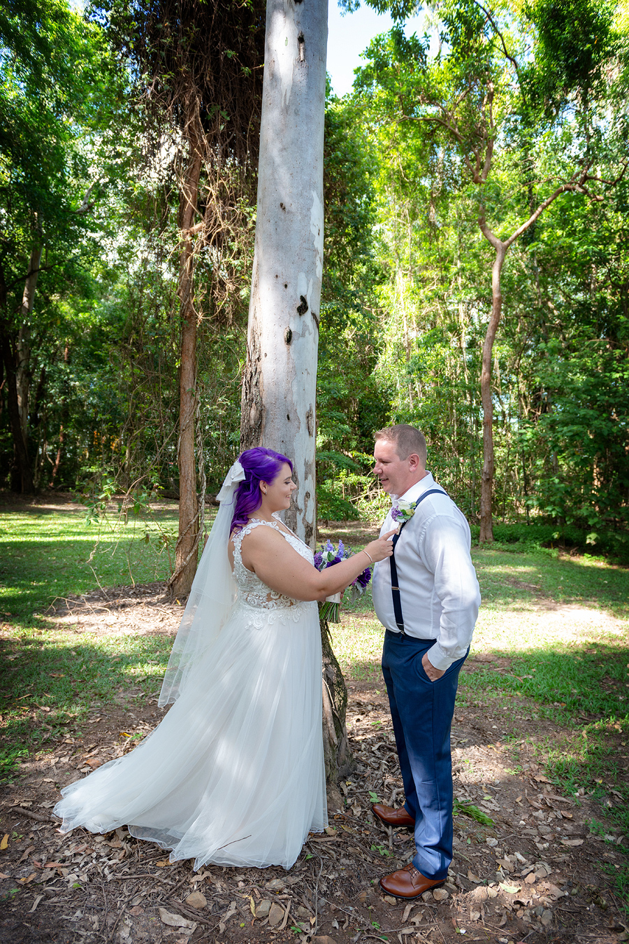 rainforest wedding cairns