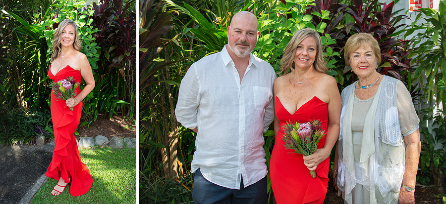 Palm Cove wedding photography