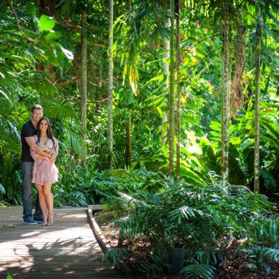 Tim & Simone's e-shoot with Cairns Wedding Photographer