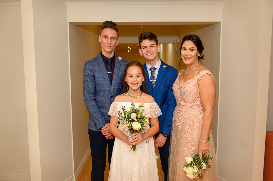 cairns family wedding