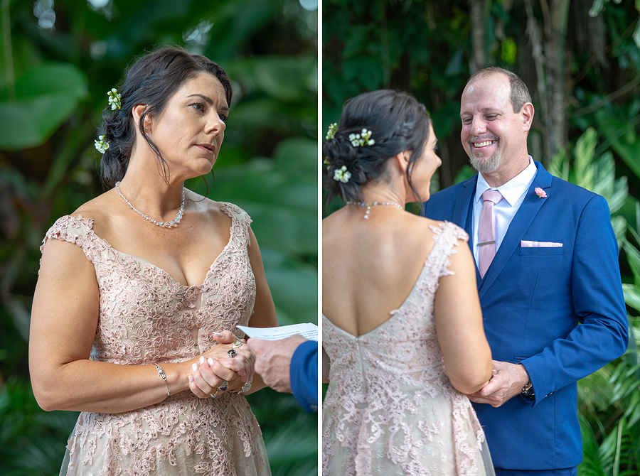 cairns wedding vows