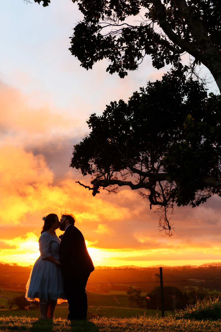 Atherton wedding photography