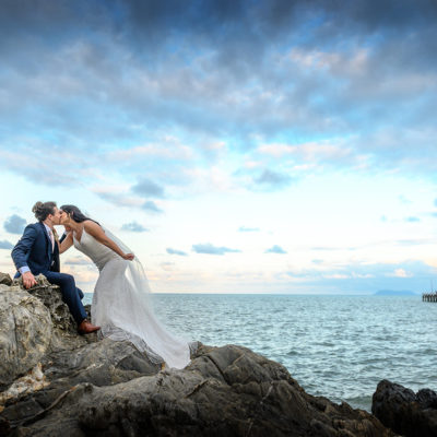 cairns beach wedding