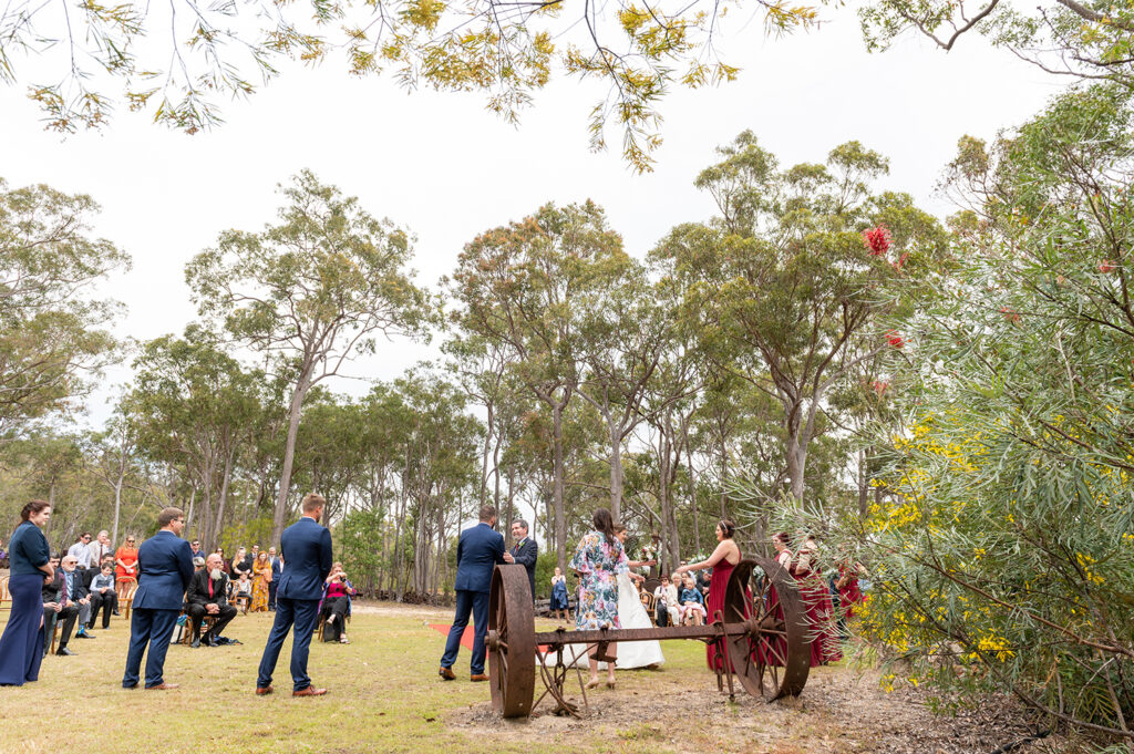 Atherton Tablelands wedding photos