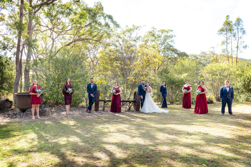 Mareeba wedding photographer