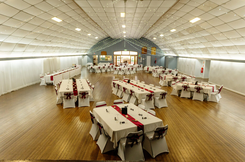 Malanda Showgrounds wedding venue