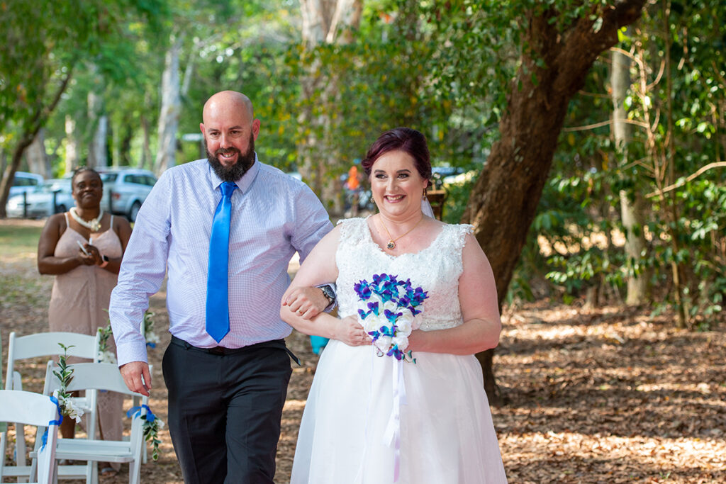 Cairns wwedding