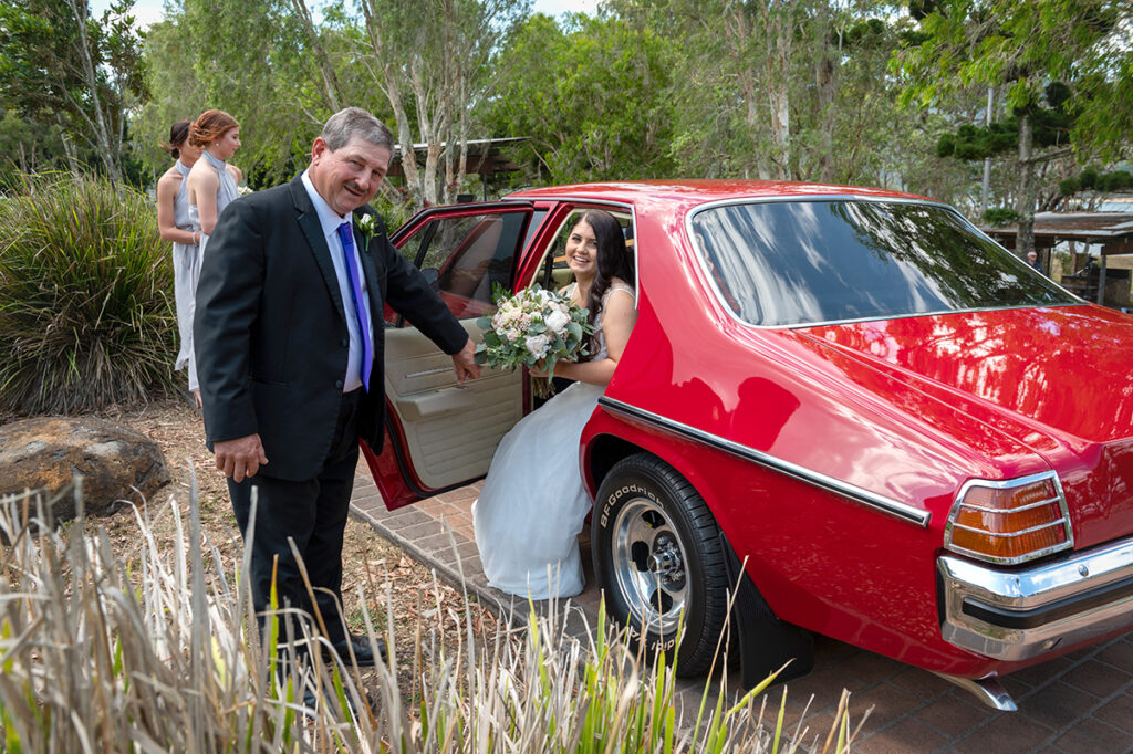 father of the bride Lake Tinaroo