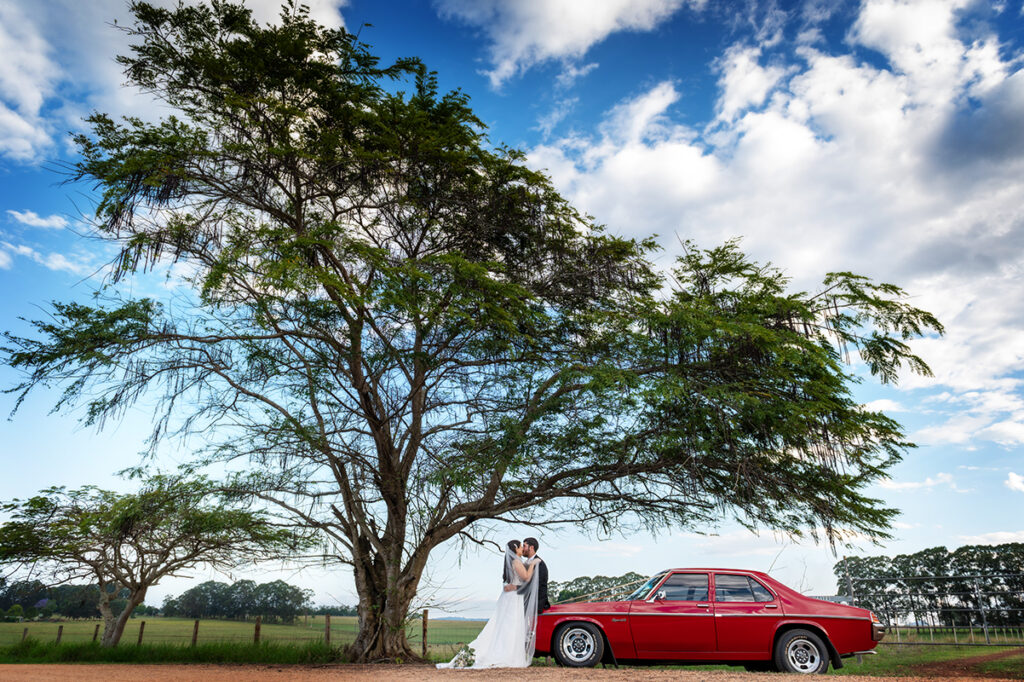 Atherton Tablelands wedding