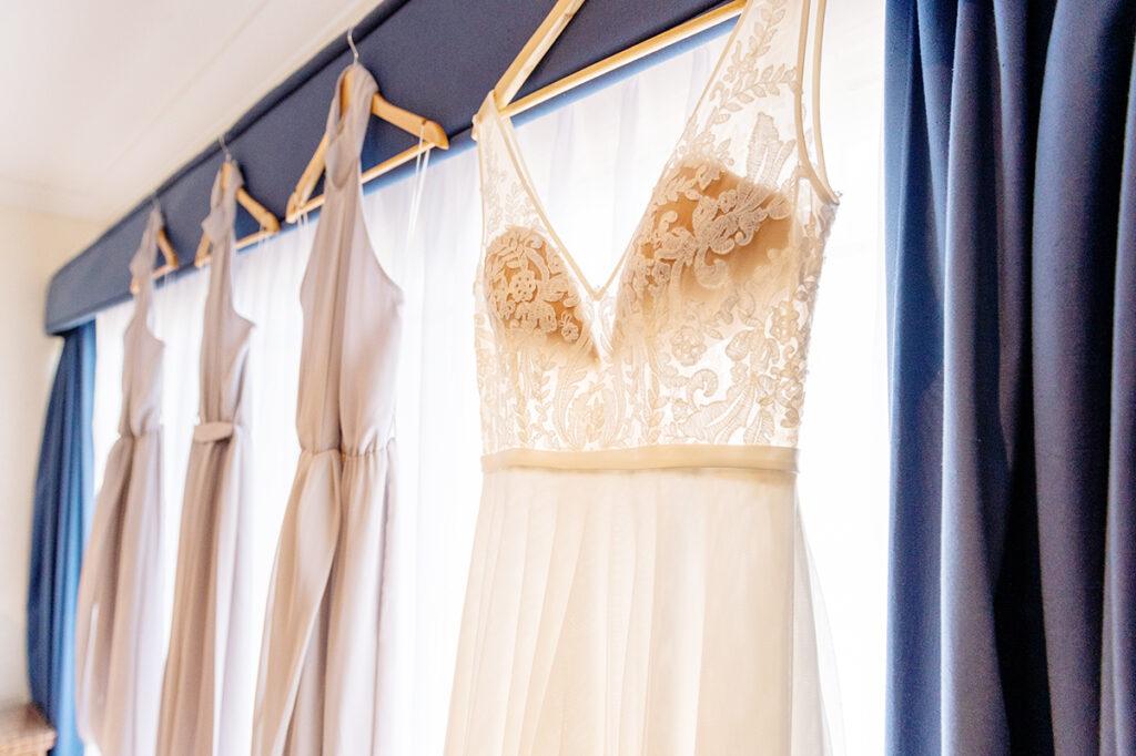 Bridal gowns Tinaroo wedding